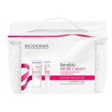 BIODERMA Sensibio AR BB Cream, krem do skóry, 40ml + Sensibio Eye, żel pod oczy, 15ml
