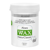 WAX Aloes NaturClassic, Maska do włosów cienkich, 240 ml