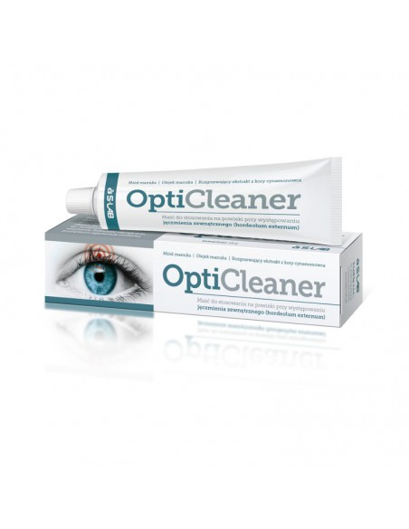 OptiCleaner, Maść , 15 g
