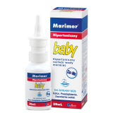 Marimer Hipertoniczny baby, Microspray do nosa, 30 ml